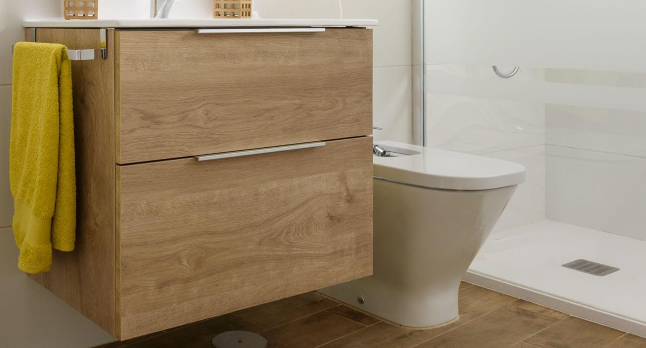 Muebles de baño Muebles Valarte