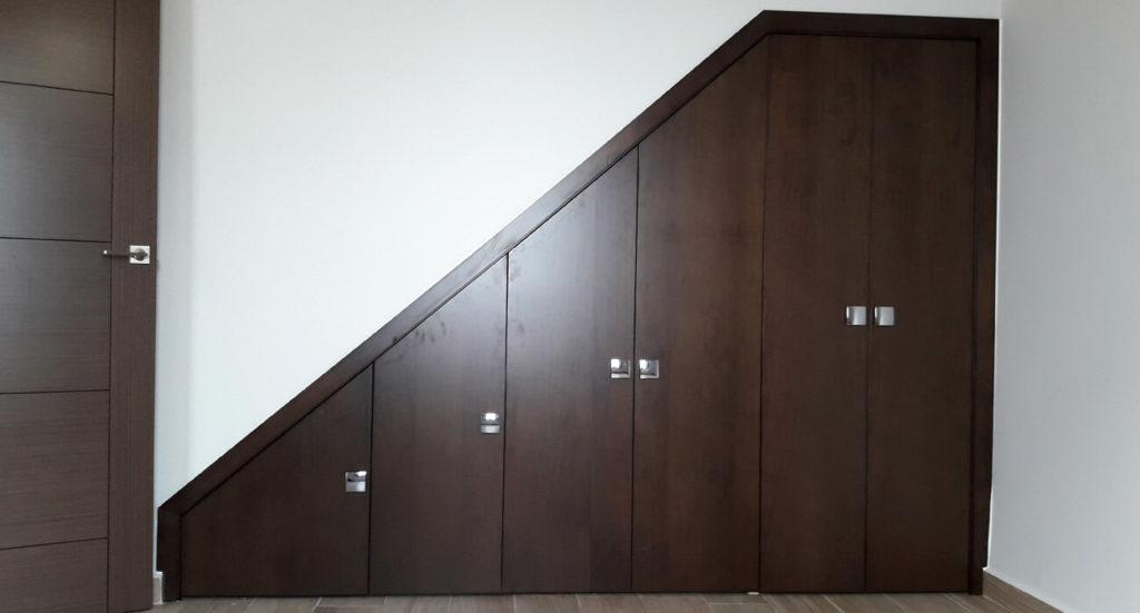 Mueble escaleras a medida
